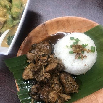photo of kuya ian s bistro columbus oh united states chicken adobo