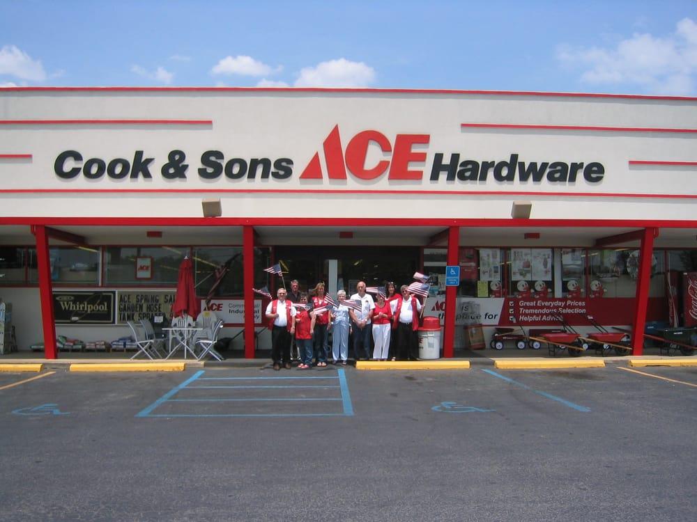 Cook & Sons Ace Hardware Co: 7008 US Hwy 431, Albertville, AL