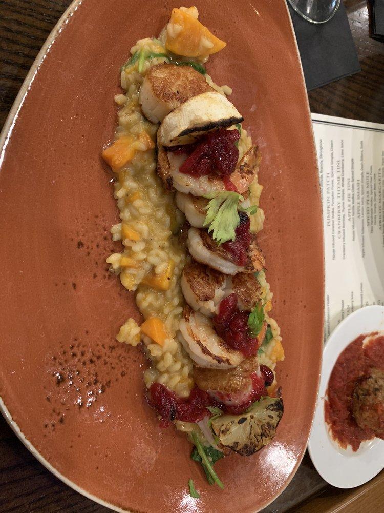 Andiamo Restaurant + Bar + Cafe: 159 River Rd, Andover, MA