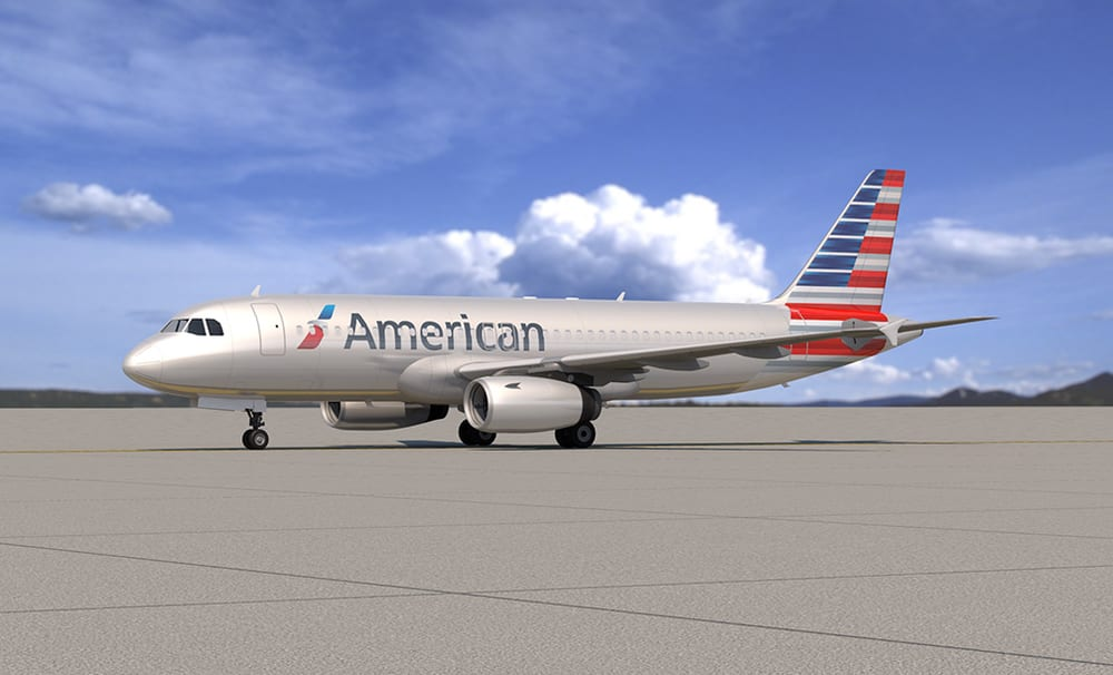 American Airlines E75 United Airlines And Travelling