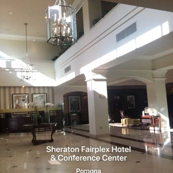 Photo Of Sheraton Fairplex Hotel Conference Center Pomona Ca United States