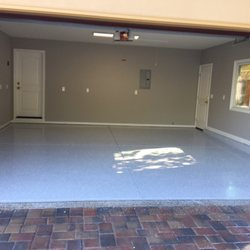 photo of angels epoxy garage floors sunnyvale ca united states after - How To Epoxy Garage Floor