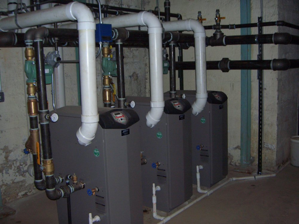 Jensen Plumbing Heating & Air: 204 W Lake St, Lake Mills, WI