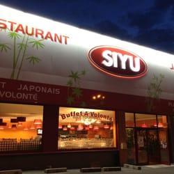 Restaurant Tinqueux Asiatique