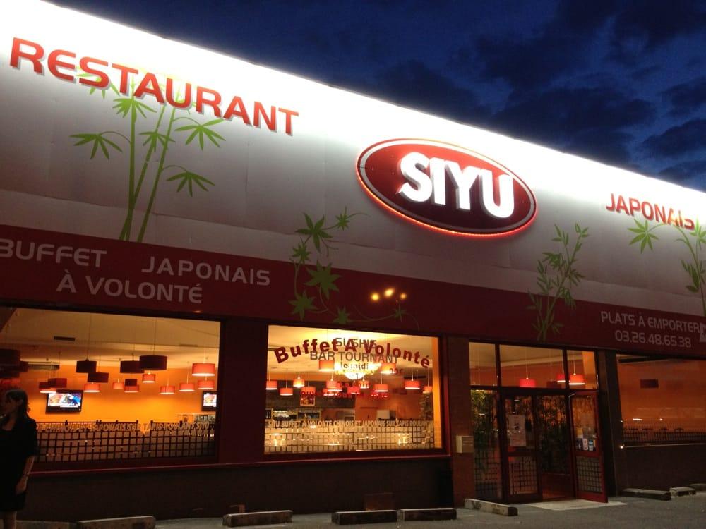 Restaurant Chinois Fujin Reims