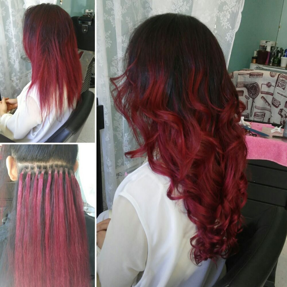 Hairextensionsalon hairextensionsnyc photo of luxury pr hair extensions suite manhattan ny united states pmusecretfo Image collections