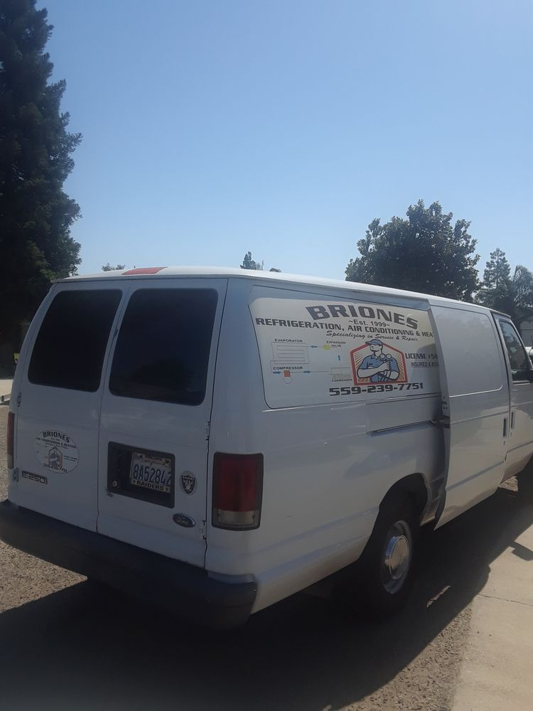 Briones Refrigeration AC and Heating: Lindsay, CA