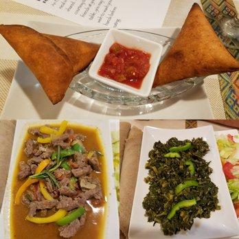 Ethiopian Food Iowa City