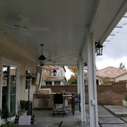 Photo Of Aloha Patio And Gutters   Murrieta, CA, United States. Whannu0027s  Solid