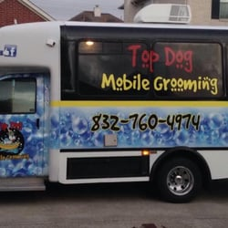 Yelp Reviews for Top Dog Mobile Grooming - (New) Pet Groomers
