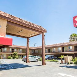 Photo Of Econo Lodge Carson Near Stubhub Center Ca United States