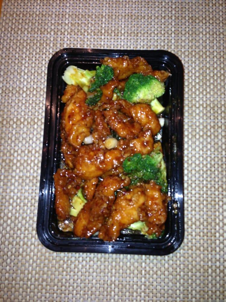 General tso chicken yelp for Orient kitchen boca