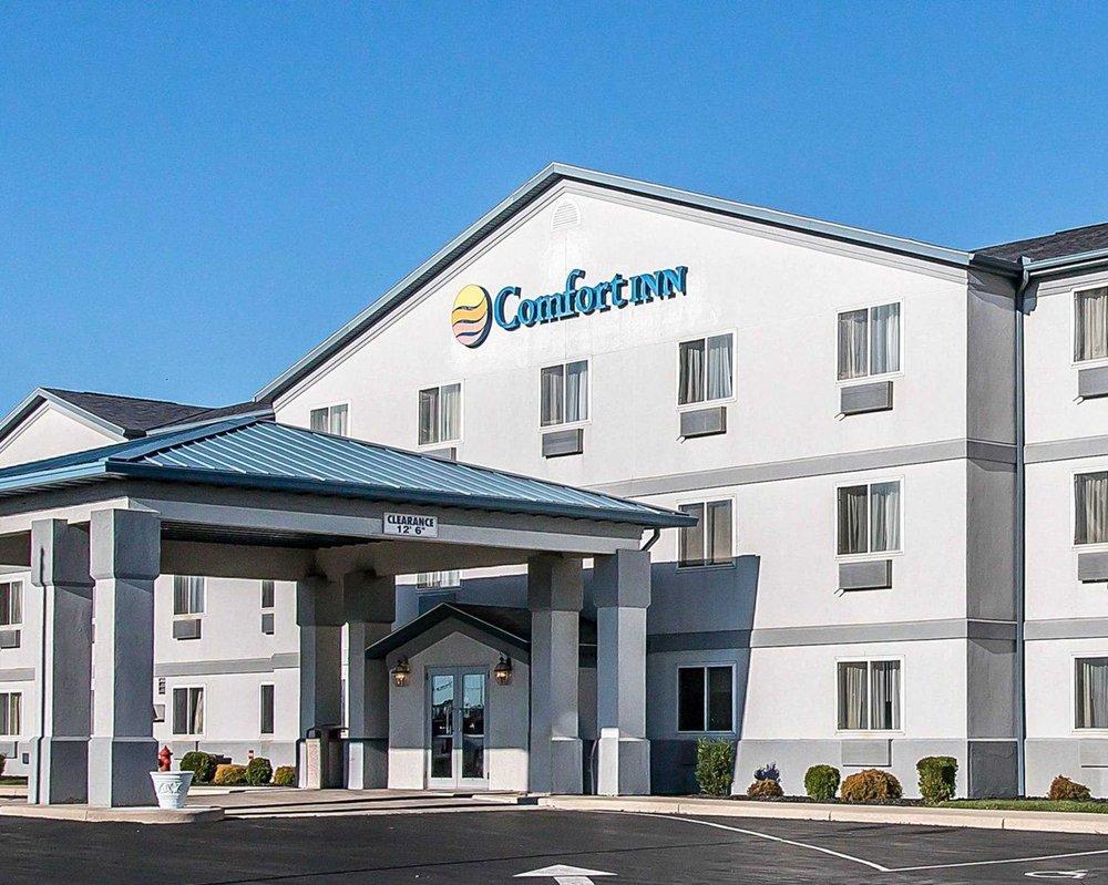Comfort Inn: 117 Commerce Lane, Bluffton, OH