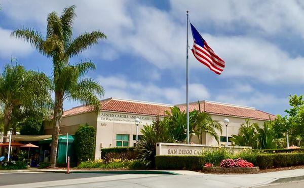 San Diego Humane Society Behavior Center - Animal Shelters