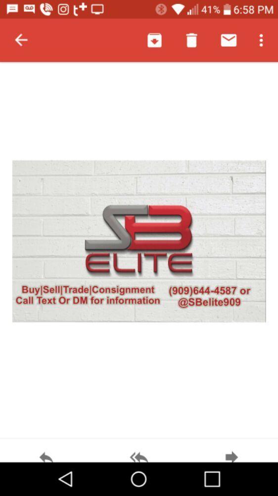 SB Elite: 2350 Sterling Ave, San Bernardino, CA