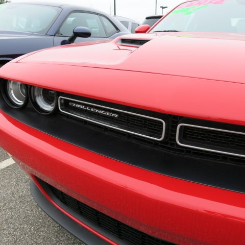 Landers Mclarty Dodge >> Dodge Charger - Yelp
