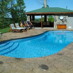 Photo Of Midwest Fibergl Pool Charlotte Nc United States Sea Breeze Swimming