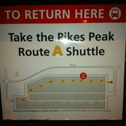 Pikes Peak Parking >> Pike S Peak Shuttle Parking 80 Reviews Parking 24300 E 75th
