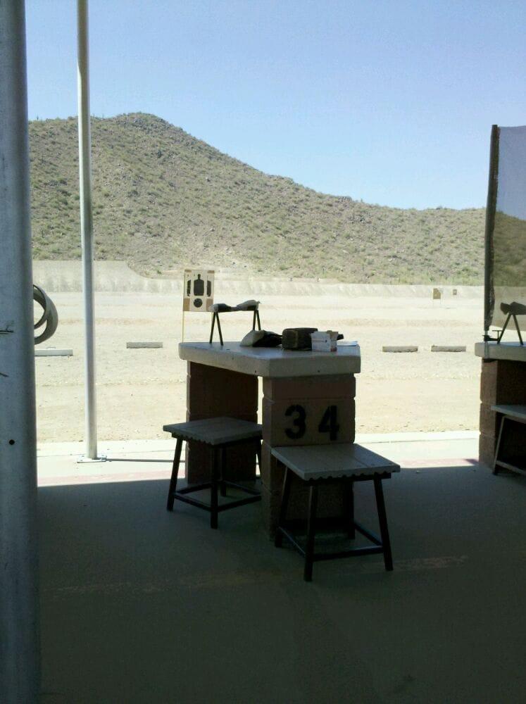 Usury Mountain Recreation Area: Mesa, AZ