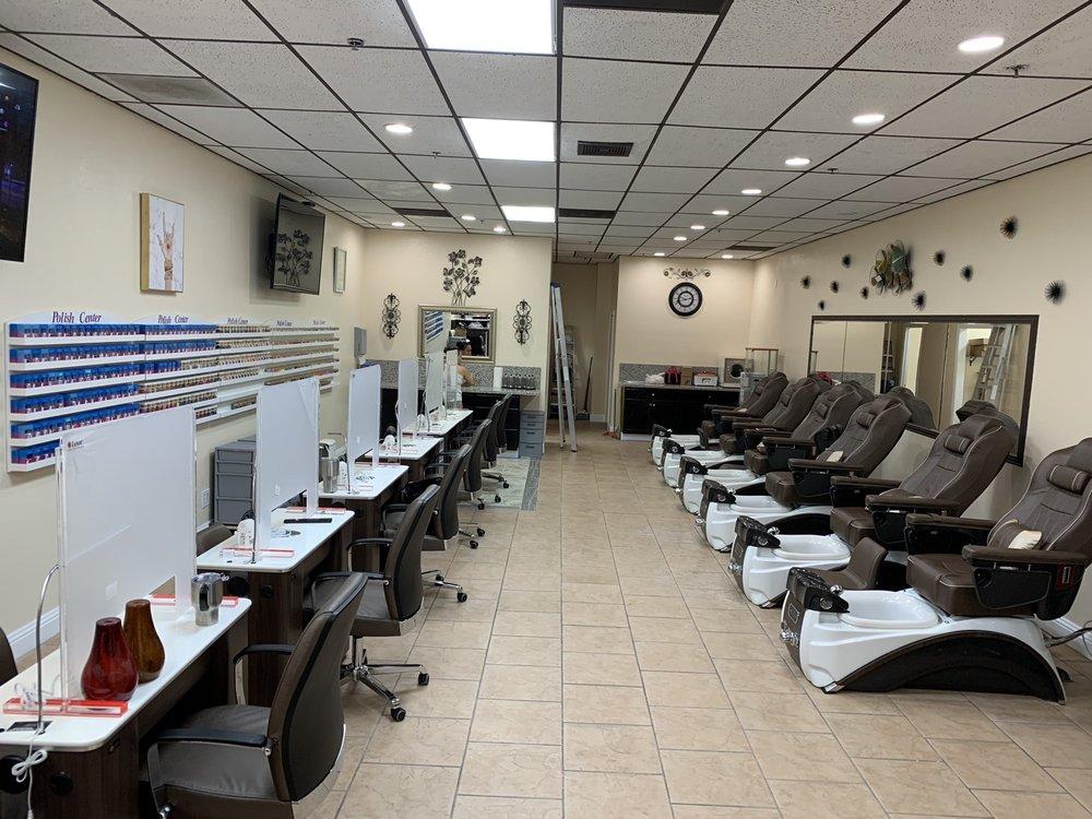 Pearl nails&spa: 2220 Herndon Ave, Clovis, CA