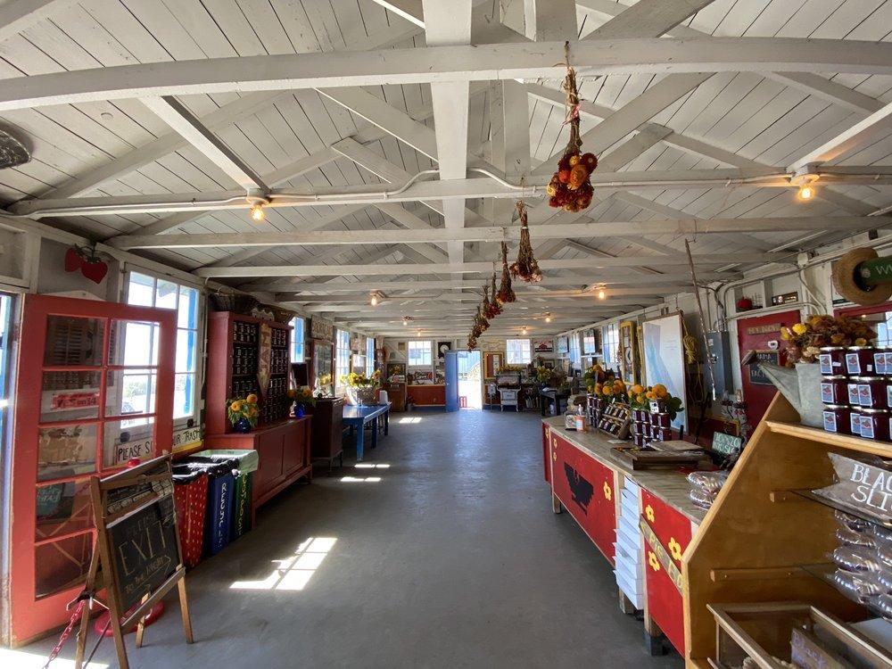 Swanton Berry Farm: 25 Swanton Rd, Davenport, CA