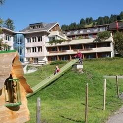 Familienhotel Alpina Hotels Flecklistrasse Adelboden Bern - Hotel alpina adelboden