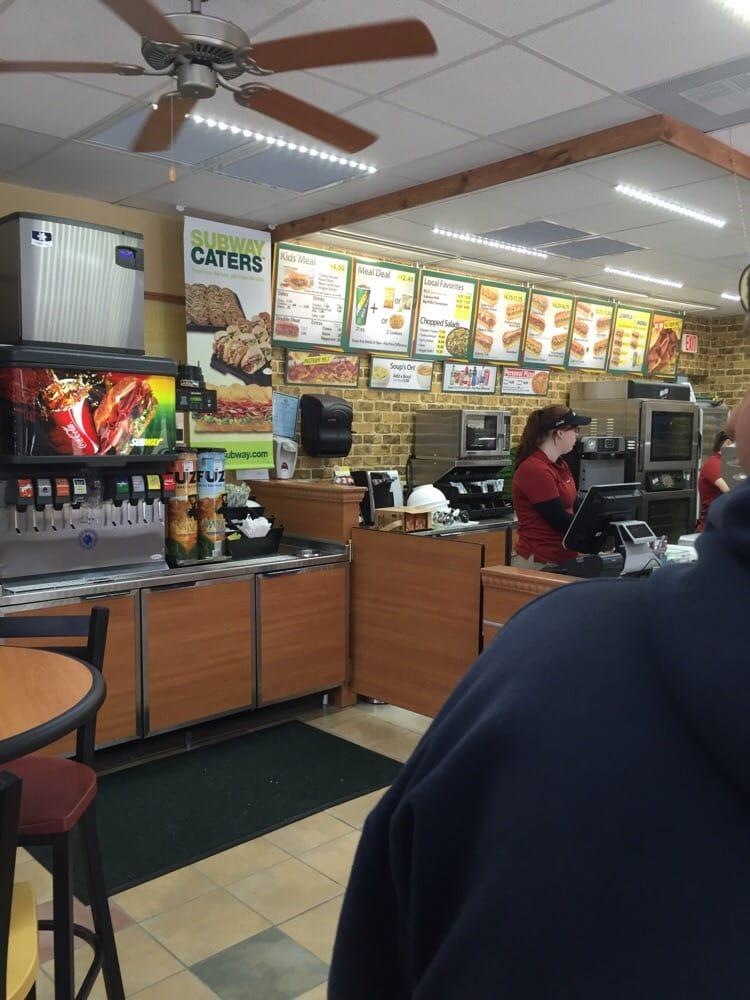 Subway: 65 Argo Park Dr, Trussville, AL