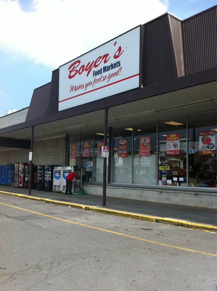 Boyer's Food Markets: 2688 W 3rd St, Mount Carmel, PA
