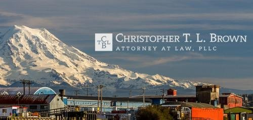 Christopher T L Brown Attorney At Law   2401 Bristol Ct SW, Olympia, WA, 98502   +1 (360) 292-4556