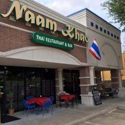 Naam Khao Thai Restaurant Bar Houston Tx
