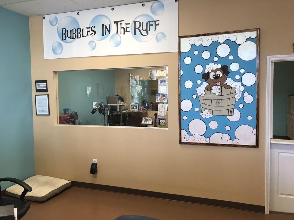 Bubbles In The Ruff: 7951 Katy Fwy, Houston, TX