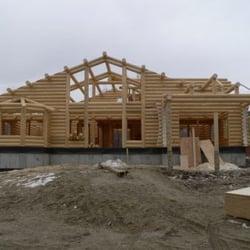 Bos Log Home Builders - Home Developers - Hamilton, MT