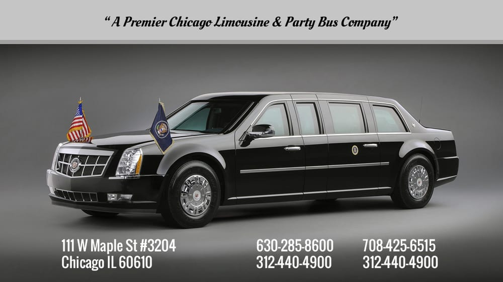 Hollywood Limousine: 111 W Maple St, Chicago, IL