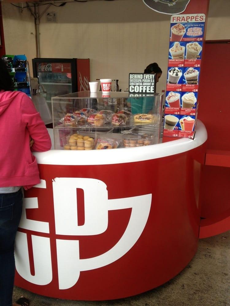 Red Cup Coffee: Puerto Rico 140, Barceloneta, PR