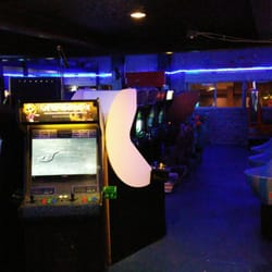 A couple of electronic bar games yelp
