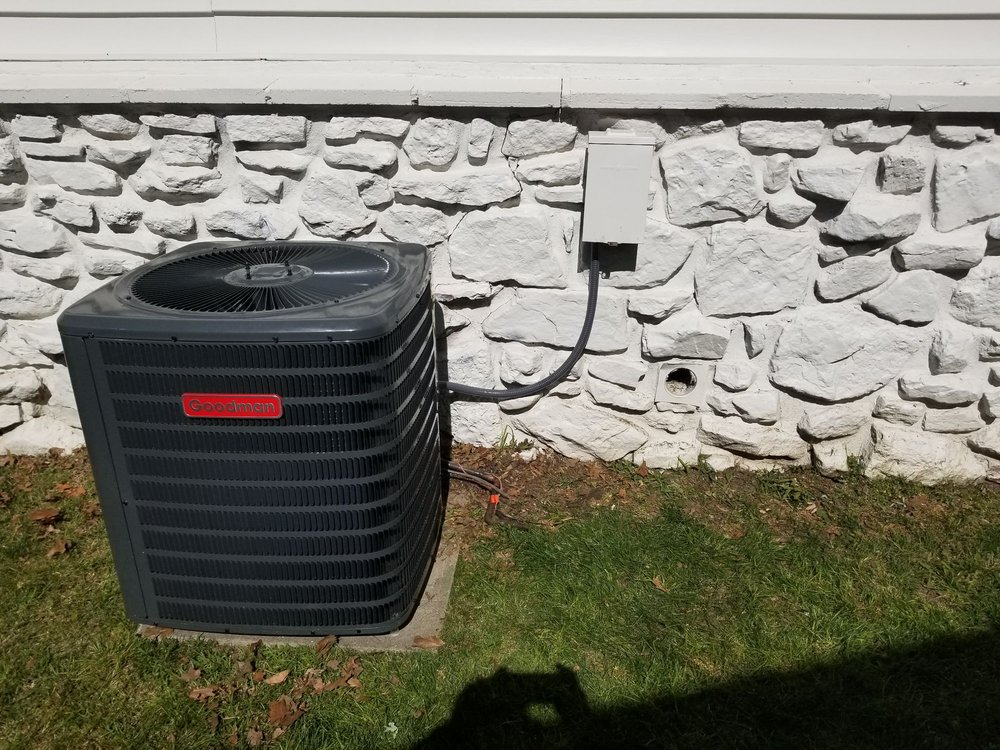 Graves A/C Service: 6 N 161st West Ave, Sand Springs, OK