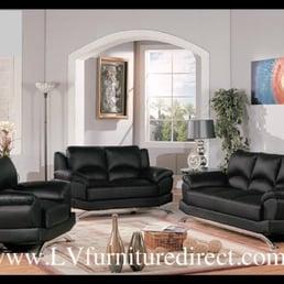 Photo Of LV Furniture Direct   Las Vegas, NV, United States. Leather Sofa