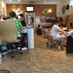Mantrap Nails Salon - 15 Photos & 40 Reviews - Nail Salons - 5253 ...