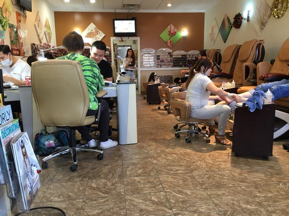Mantrap Nails Salon - 17 Photos & 44 Reviews - Nail Salons - 5253 S ...