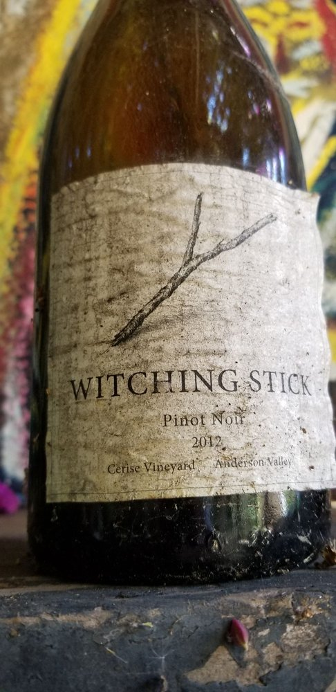 Witching Stick Wines: 8627 Hwy 128, Philo, CA