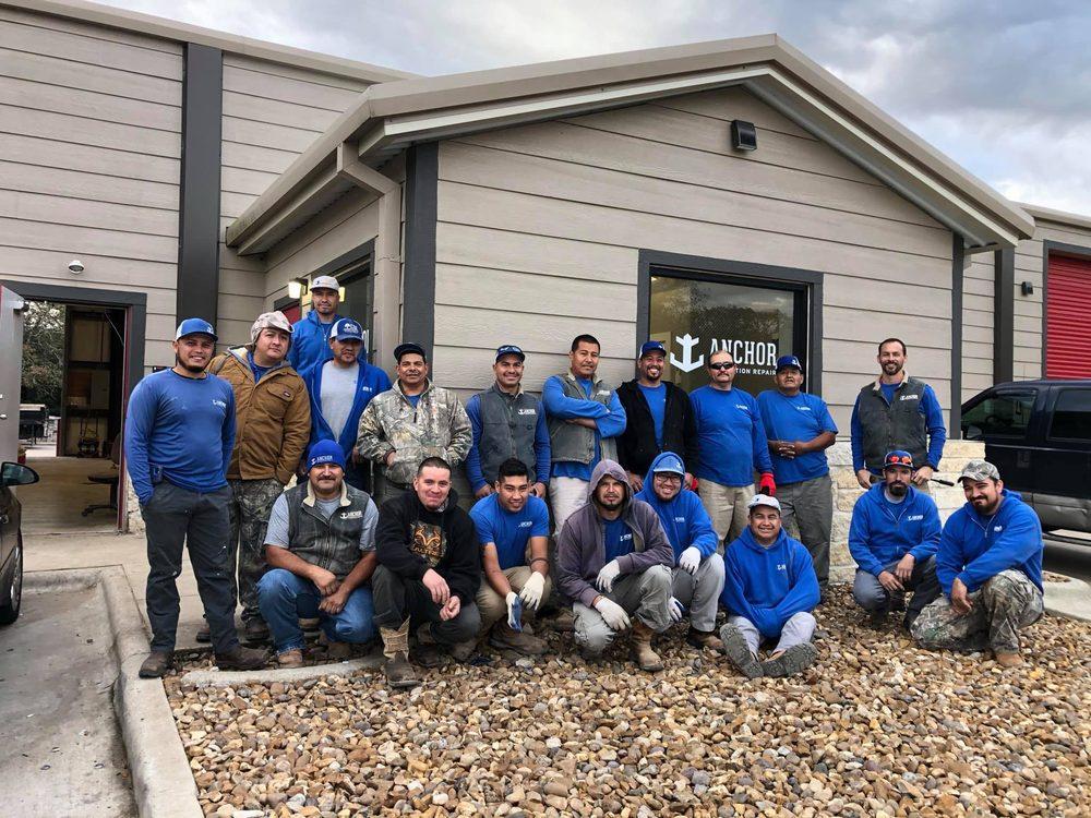 Anchor Foundation Repair: 3778 Endeavor Lp, Bryan, TX