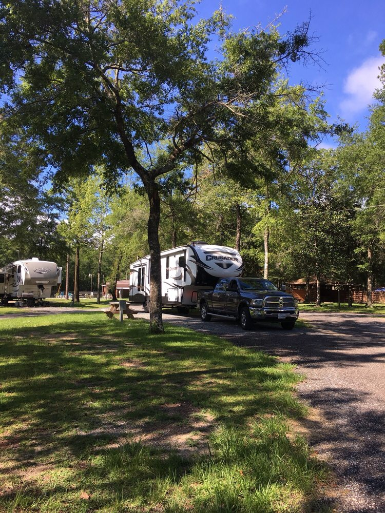 Triple Cs Campground: 2309 Flat Creek Rd, Chattahoochee, FL