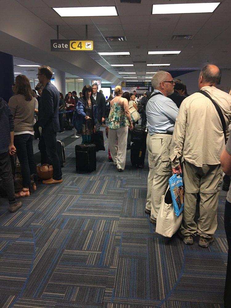 TSA Checkpoint Main - Washington Dulles International Airport: 1 Saarinen Cir, Dulles, VA
