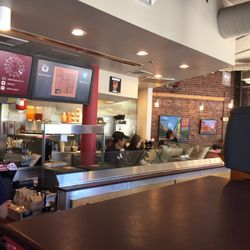Photo Of Boloco Copley Square Boston Ma United States Ordering Station
