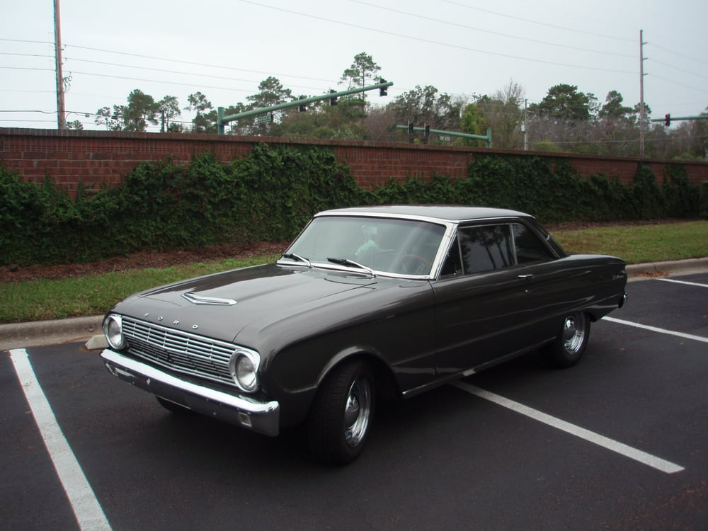 Transplanted A 1991 5 0l Into This 1963 Ford Falcon Yelp