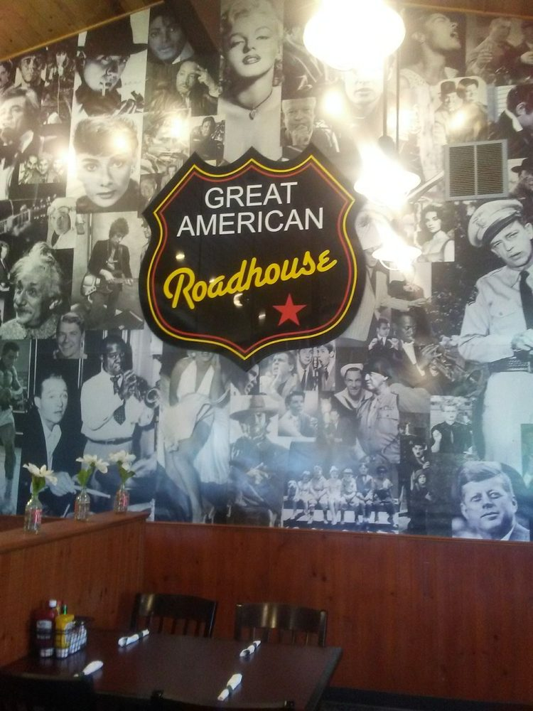 The Great American Roadhouse: 16282 US-2, Swan River, MN