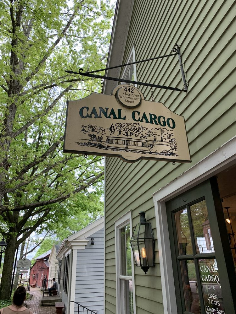 Canal Cargo: 442 N Whitewoman St, Coshocton, OH