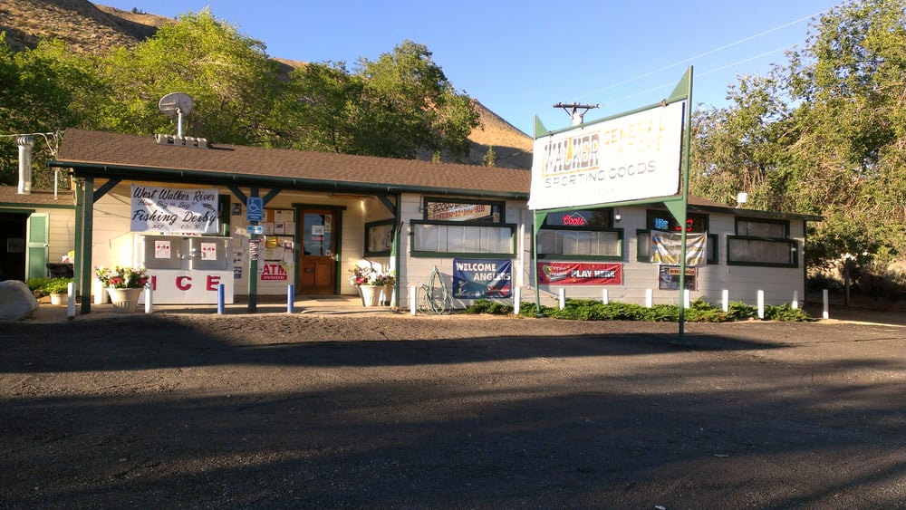 Walker General Store: 106651 US Hwy 395, Coleville, CA