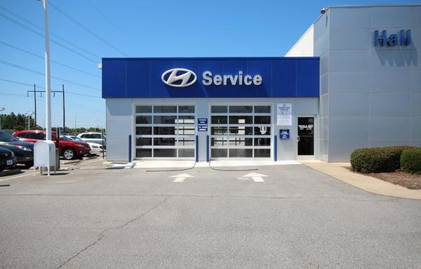Hall Hyundai Chesapeake 3416 Western nch Blvd Chesapeake, VA ...