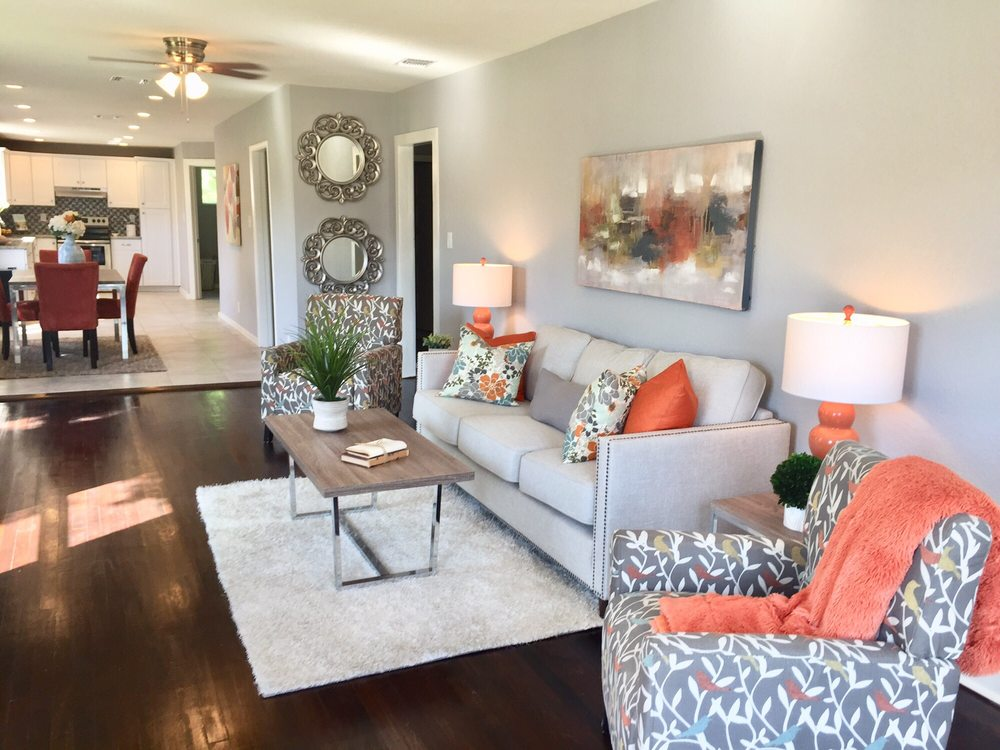 Custom Home Staging